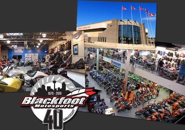 Present Day Blackoot Motosports
