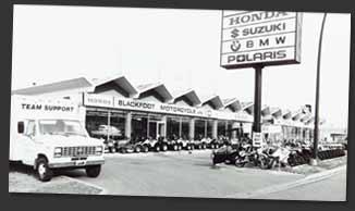 1970s Blackoot Motorcycle Ltd.