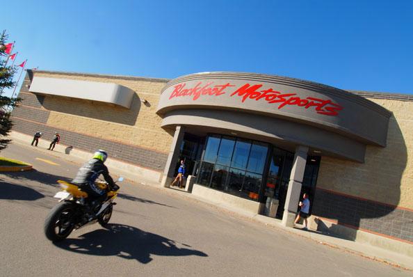 Blackfoot Motosports