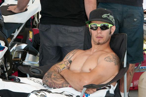 Brett Visits Blackfoot Motosports
