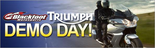Triumph Top banner